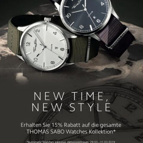 thomas sabo watches kollektion032019